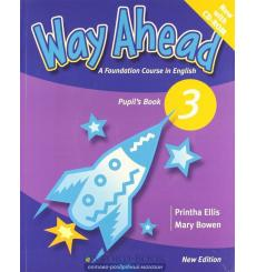 Way Ahead Revised 3 Pupil's Book + CD-ROM Pack