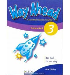 Way Ahead Revised 3 Grammar Practice Book