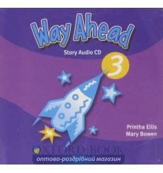 Way Ahead 3 Story Audio CD