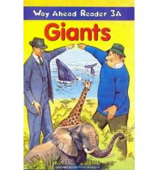 Way Ahead Level 3 Reader Level 3a Giants