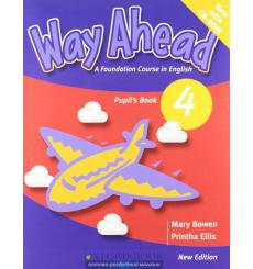 Way Ahead Revised 4 Pupil's Book + CD-ROM Pack