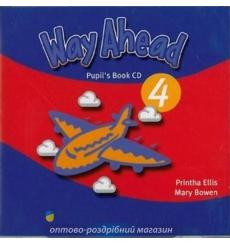 Way Ahead 4 Audio CD