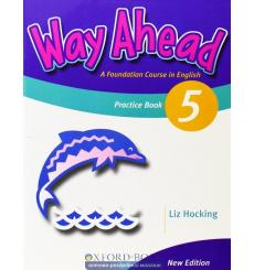 Way Ahead Revised 5 Grammar Practice Book