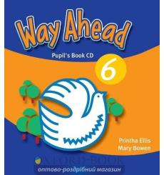 Way Ahead 6 Audio CD