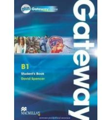 Gateway B1 Student's Book & Webcode Pack