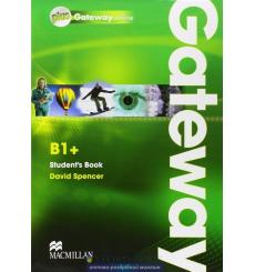 Gateway B1+ Student's Book & Webcode Pack