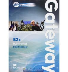 Gateway B2+ Student's Book & Webcode Pack