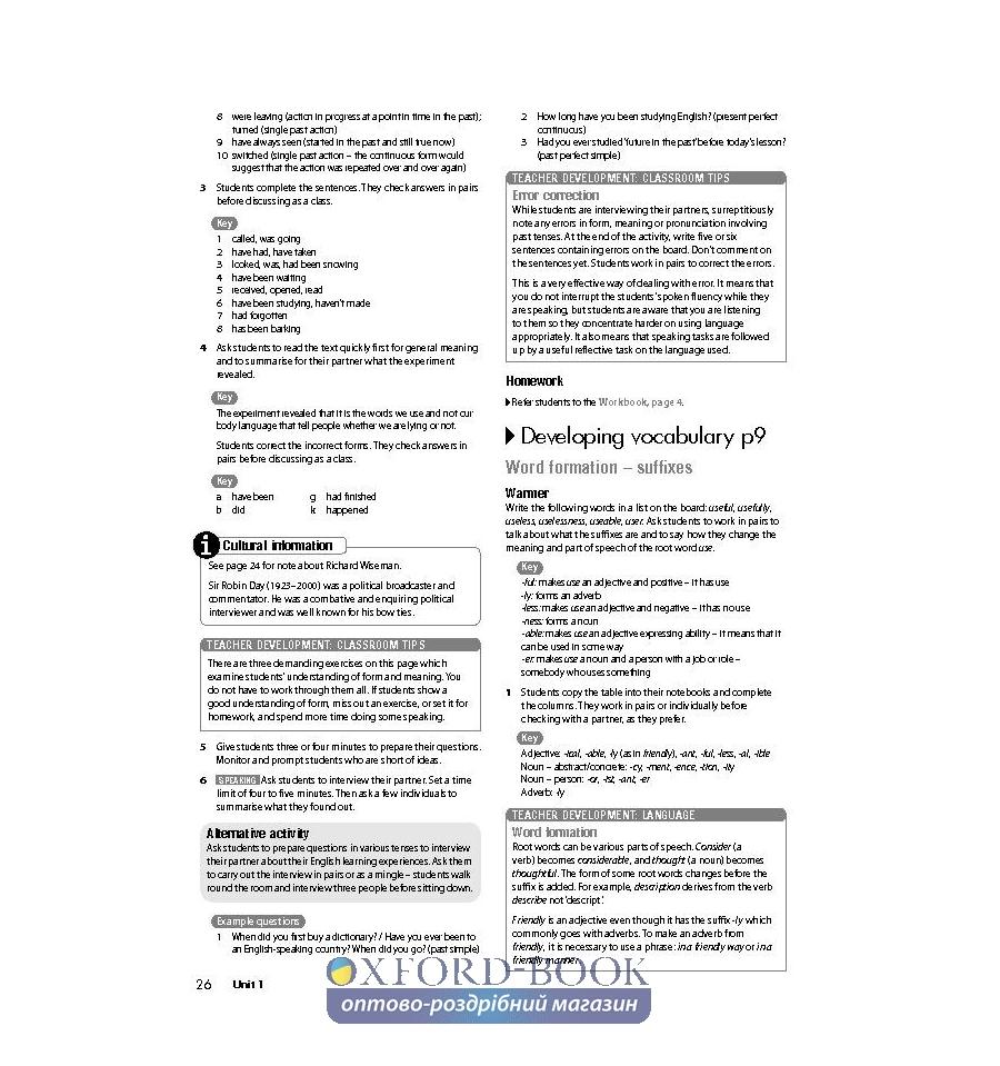 gateway b2 workbook answers key unit 6