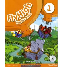 Fly High 1: Pupil's Book with CD