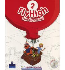 Fly High 2: Fun Grammar Pupils Book with CD
