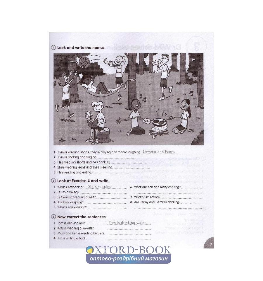 гдз fly high 3 activity book ответы
