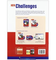 New Challenges 1: Workbook with Audio CD