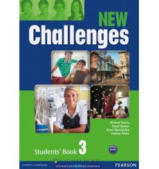 New Challenges 3: Students' Book