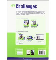 New Challenges 3: Workbook with Audio CD