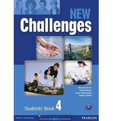 New Challenges 4: Students' Book