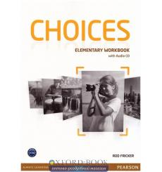 Choices Elementary: Workbook with Audio CD