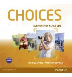 Choices Elementary: Class Audio CDs