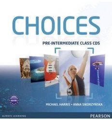 Choices Pre-Intermediate: Class Audio CDs