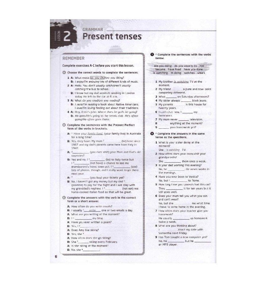 ответы на choices upper intermediate workbook