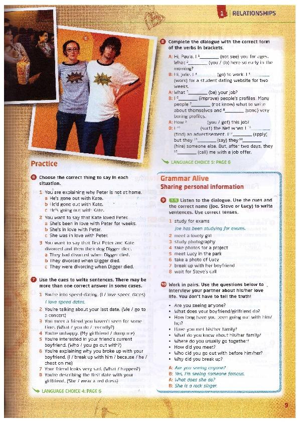 Choices Intermediate Student`S Book