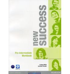 New Success Pre-Intermediate: Workbook with Audio CD