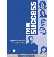 New Success Upper-Intermediate: Teacher's Book with DVD-ROM