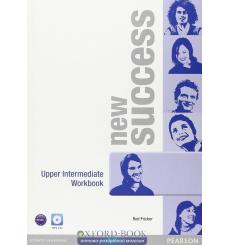 New Success Upper-Intermediate: Workbook with Audio CD