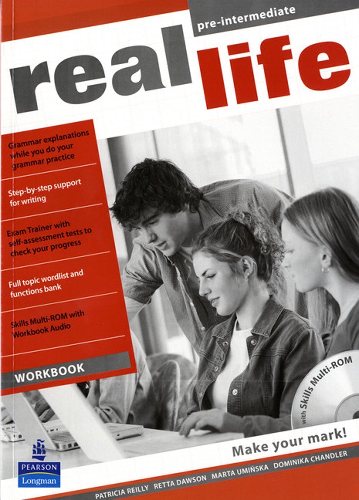 intermediate workbook гдз life real