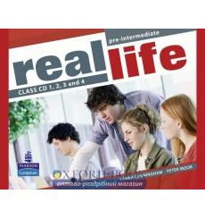 Real Life Pre-Intermediate: Class Audio CDs