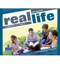 Real Life Intermediate: Class Audio CDs