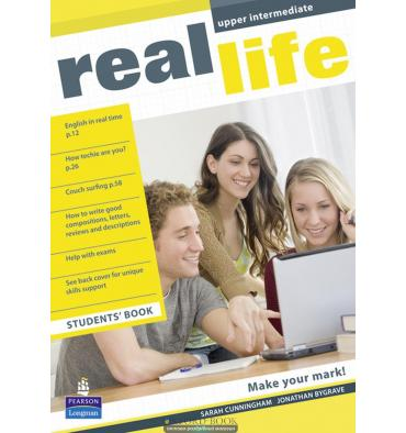 Real Life Upper Intermediate Teachers Book