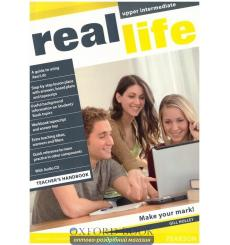 Real Life Upper-Intermediate: Teacher's Handbook