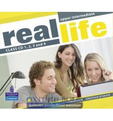 Real Life Upper-Intermediate: Class Audio CDs