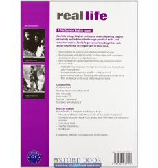 Real Life Advanced: Workbook with Multi-ROM