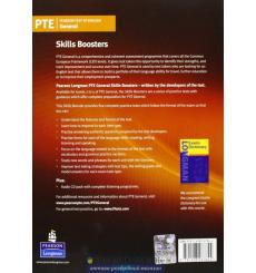 Pearson Test of English (PTE) General Skills Booster Students' Book Level 4