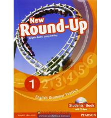 New Round Up 1: Students' Book with CD-ROM