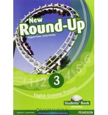 New Round Up 3: Students' Book with CD-ROM