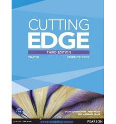 Cutting Edge Starter Students' Book with DVD Pack