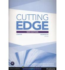 Cutting Edge Starter Workbook with Key plus online Audio