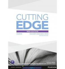 Cutting Edge Starter Teacher's Book with Teacher's Resources Disk Pack