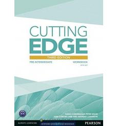 Cutting Edge Pre-Intermediate Workook with key