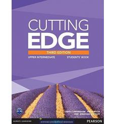 Cutting Edge Upper-Intermediate Students' Book and DVD Pack