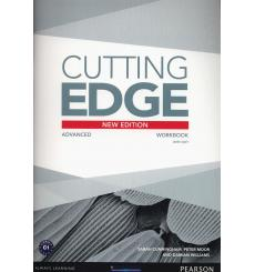 Cutting Edge Advanced Workbook with key
