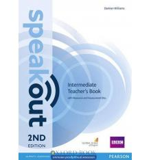 Speakout 2nd Edition Intermediate Teacher's Guide with Resource & Assessment Disc