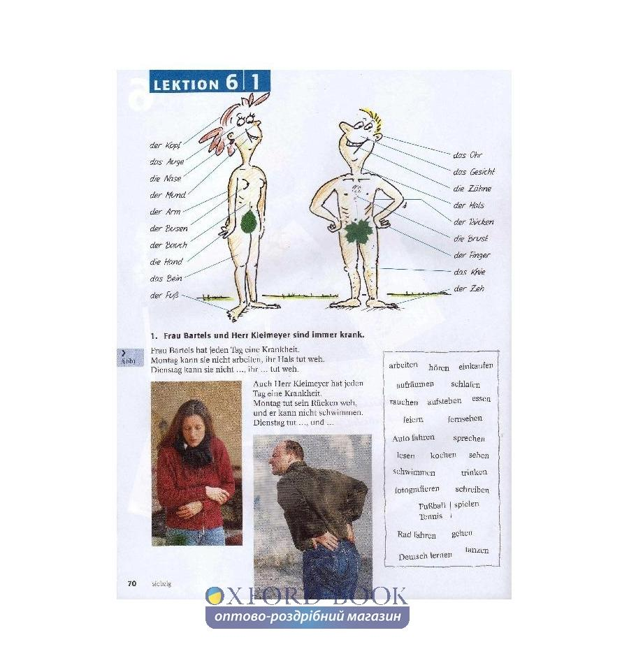 Themen aktuell 1 Kursbuch und Arbeitsbuch, Lektion 6-10