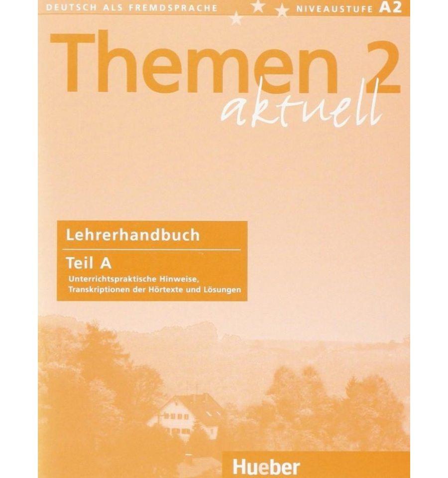Учебник Немецкого Языка Themen Aktuell 2