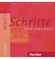 Schritte international 2 CDs zum Kursbuch (2)
