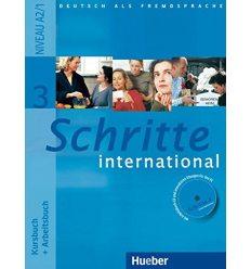 Schritte international 3 Kursbuch+Arbeitsbuch+CD zum Arbeitsbuch