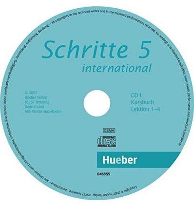 Schritte international 5 CDs zum Kursbuch (2)