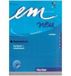 em neu 2008 Brückenkurs Kursbuch+Arbeitsbuch, Lektion. 1-5 + CD